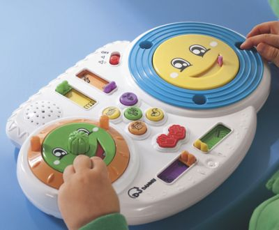Toy DJ Mixer for Kids