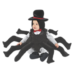 Baby and Toddler Spider Halloween Costume