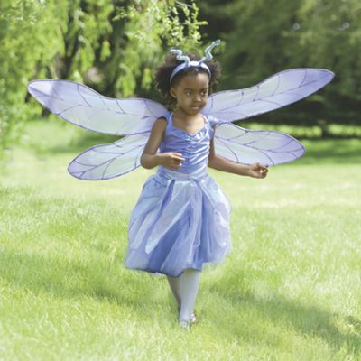 Girl's Dragonfly Fairy Halloween Costume