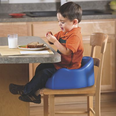 Stay-Put Soft Foam Booster Seat