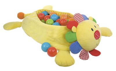 Plush Ball Pit Baby Toy & Stuffed Animal