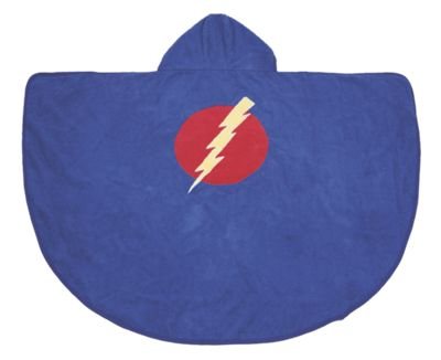 Kids Hooded Superhero Towel
