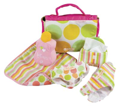Baby Stella Doll Diaper Changing Set