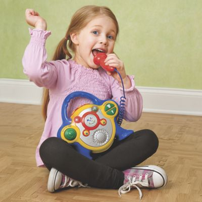 Kids Sing-A-Long MP3 Player