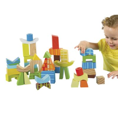 PBS Kids City Exploration Building Blocks