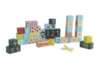 PBS Kids Number Exploration Blocks