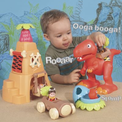 Toy Dinosaur Play Set