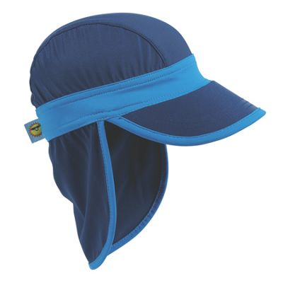 Sun Smarties Boys Flap Hat