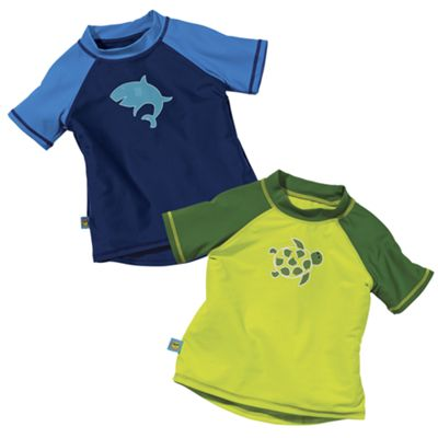 Sun Smarties Boy's UV Swim Shirt