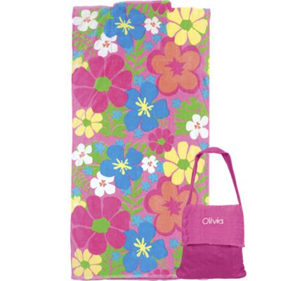 Kids' Sun Smarties Beach Towel in a Bag