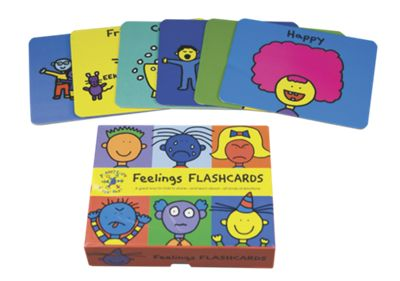 Feelings Flashcards by Todd Parr