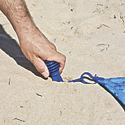 Beach Towel and Blanket Stakes