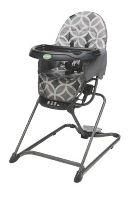 QuickSmart Folding Highchair
