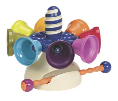 Carousel Bells Piccolo Music Toy