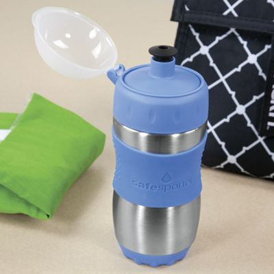 Kids Safe Sporter Stainless Steel Bottle