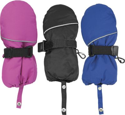 Kids' Insulated, Water-repellent Mittens