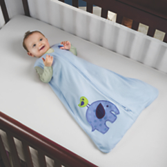 HALO SleepSack Wearable Blanket for Babies Cotton 1