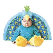 Precious Peacock Halloween Costume