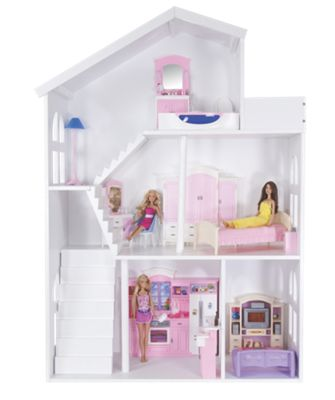 Bookshelf Dollhouse