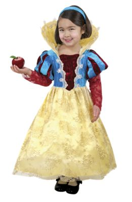 Royal Snow White Costume
