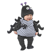 Baby Wacky Spider Costume