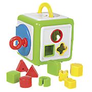 Puzzle Box Toddler Toy