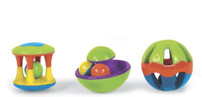 Baby Rattle Ball Set