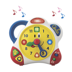 Bilingual Learning Clock