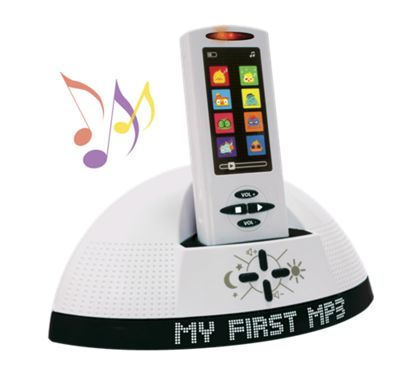 Toy MP3 with Docking Station