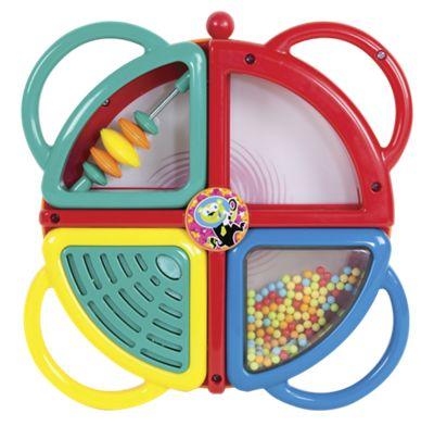 4-in-1 Toy Drum Set