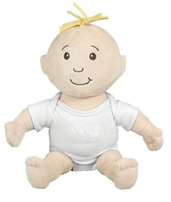 Sensory Baby Interactive First Doll