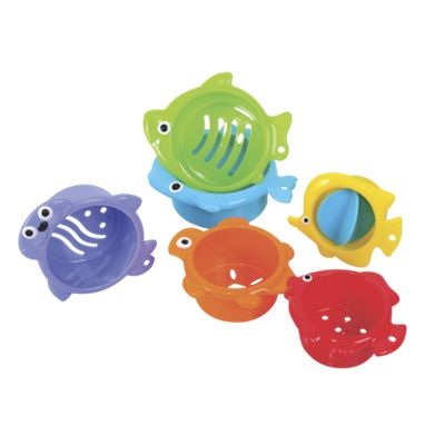 Under the Sea Water Sieves Bath Toy