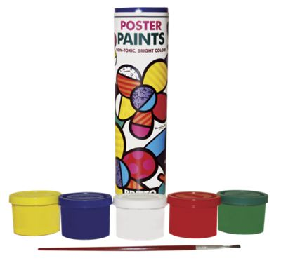 Poster Paints 5-Pack