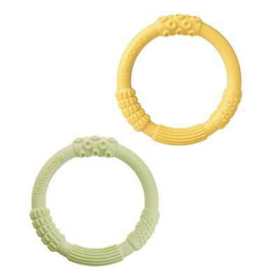 Silicone Teethers 2-Pack