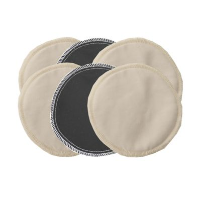Glitzy Gals Reusable Nursing Pads 3-Pair