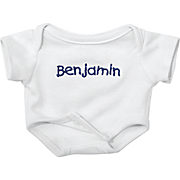 Personalized OnePiece for Sensory Baby Doll