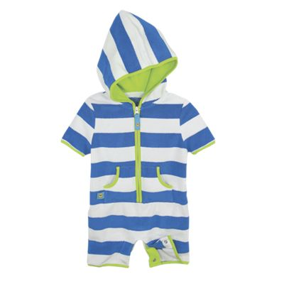 Sun Smarties Kids' Terry Romper