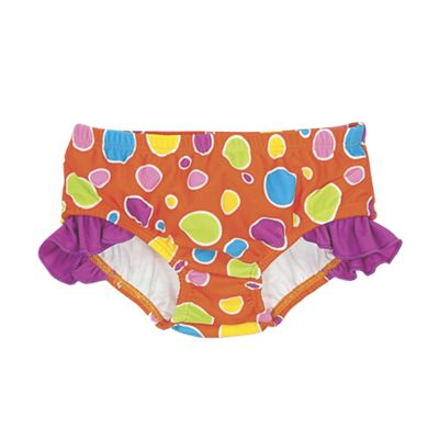 Sun Smarties Girls Swim Diaper