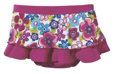Sun Smarties Swim Diaper Skirt