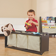 Kids Toy Storage Organizer with Removable Bins