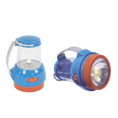 Kids 2 in 1 Flashlight Lantern