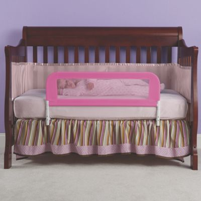 Mesh Convertible Crib Bed Rail From One Step Ahead