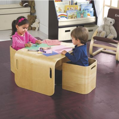 Multi Function Table & Chair Set