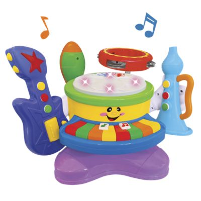 6-in-1 Toddler Music Band Toy
