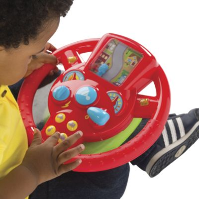 Toy Steering Wheel
