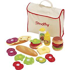 Sandwich Play Food Set