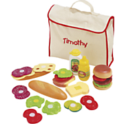 Sandwich Play Food Set
