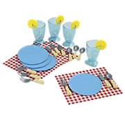 Play Dishes Party Playset