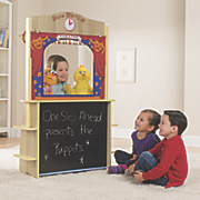 4 in 1 Role Play Theater