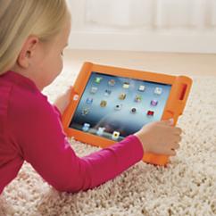 Shockproof Silicone Case for iPad 2  iPad 3  and iPad 4